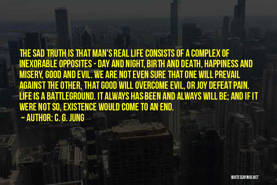 To Overcome Pain Quotes By C. G. Jung