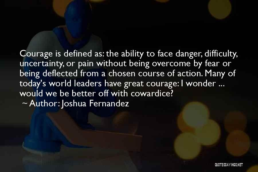 To Overcome Pain Quotes By Joshua Fernandez