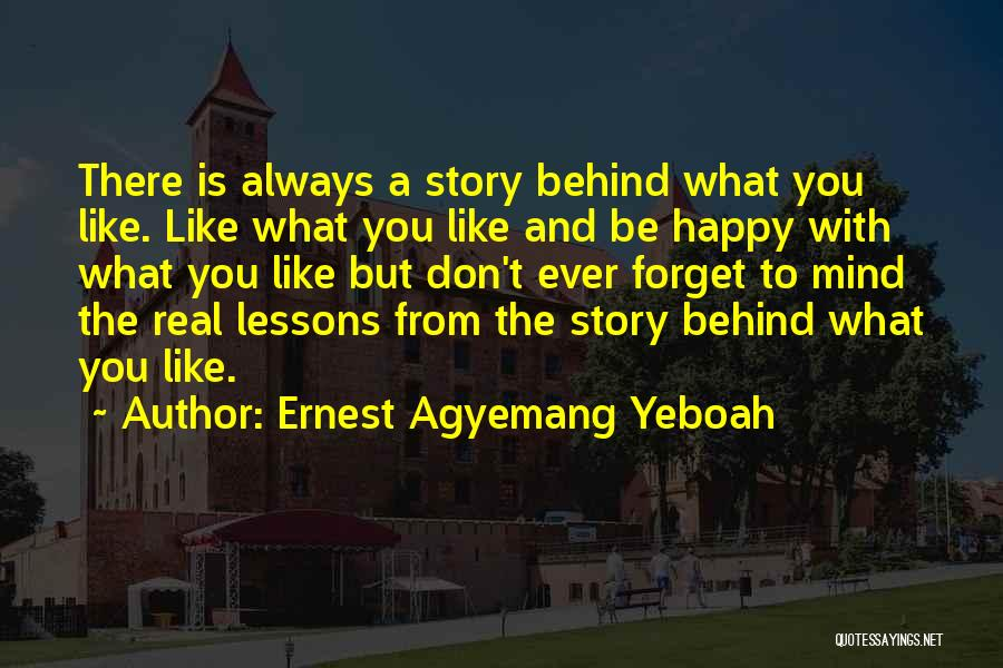 To Think Positive Quotes By Ernest Agyemang Yeboah
