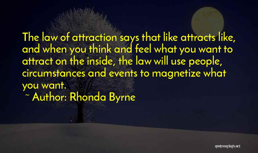 To Think Positive Quotes By Rhonda Byrne
