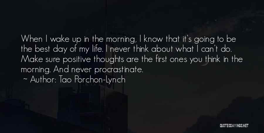 To Think Positive Quotes By Tao Porchon-Lynch