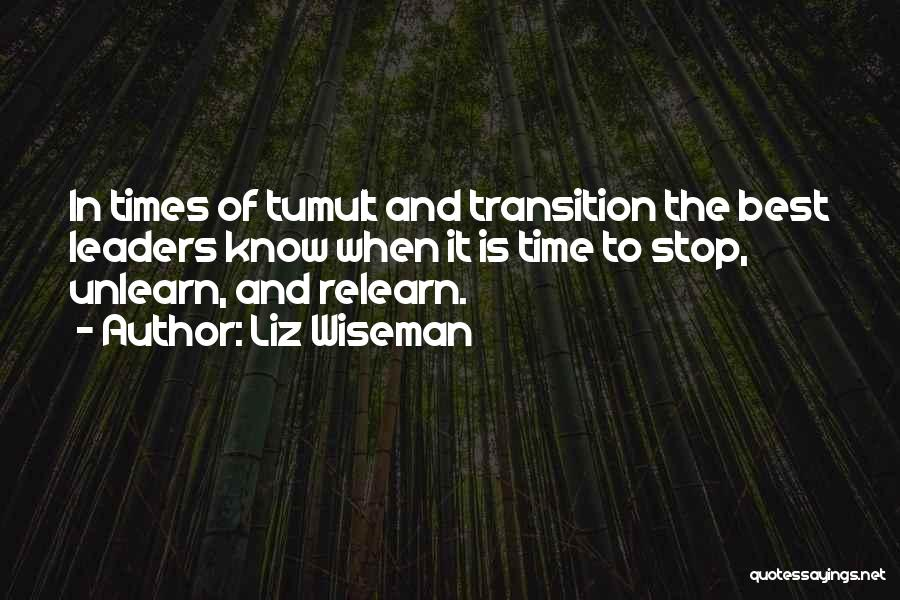 To Unlearn Quotes By Liz Wiseman