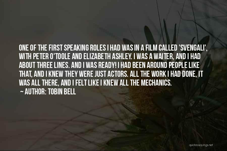 Tobin Bell Quotes 1980787