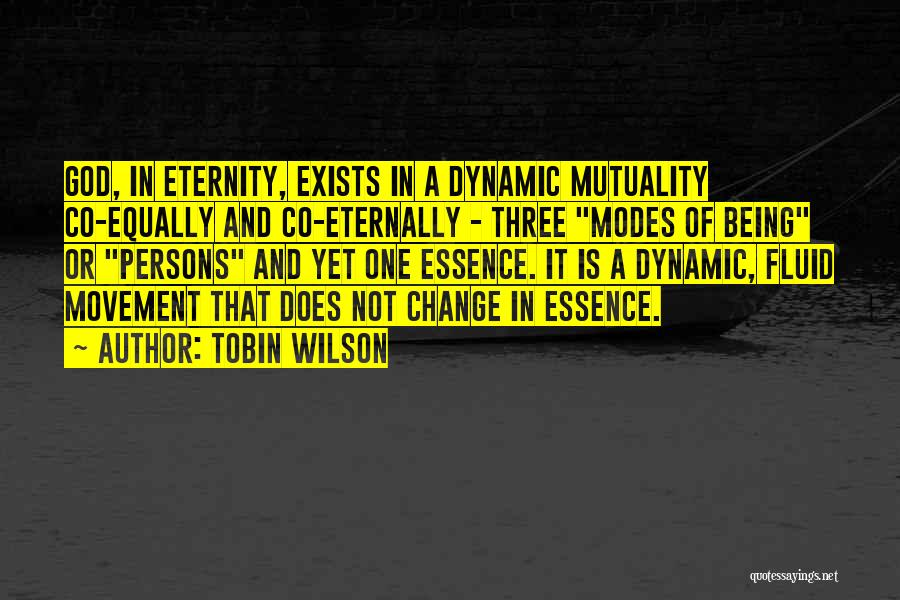 Tobin Wilson Quotes 1979710
