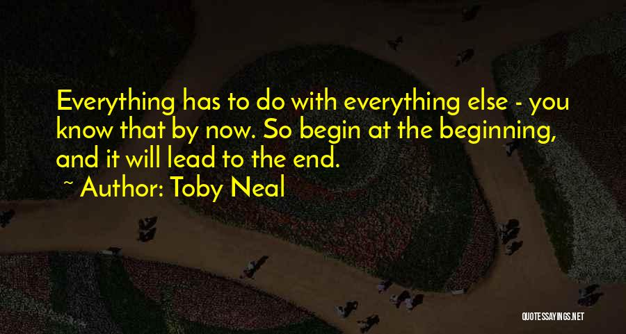 Toby Neal Quotes 427360