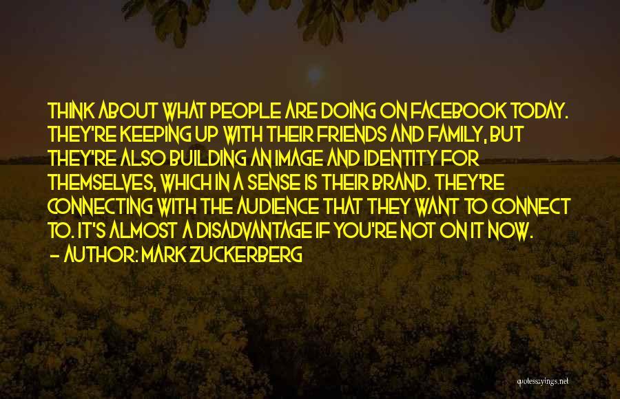 Today Facebook Quotes By Mark Zuckerberg