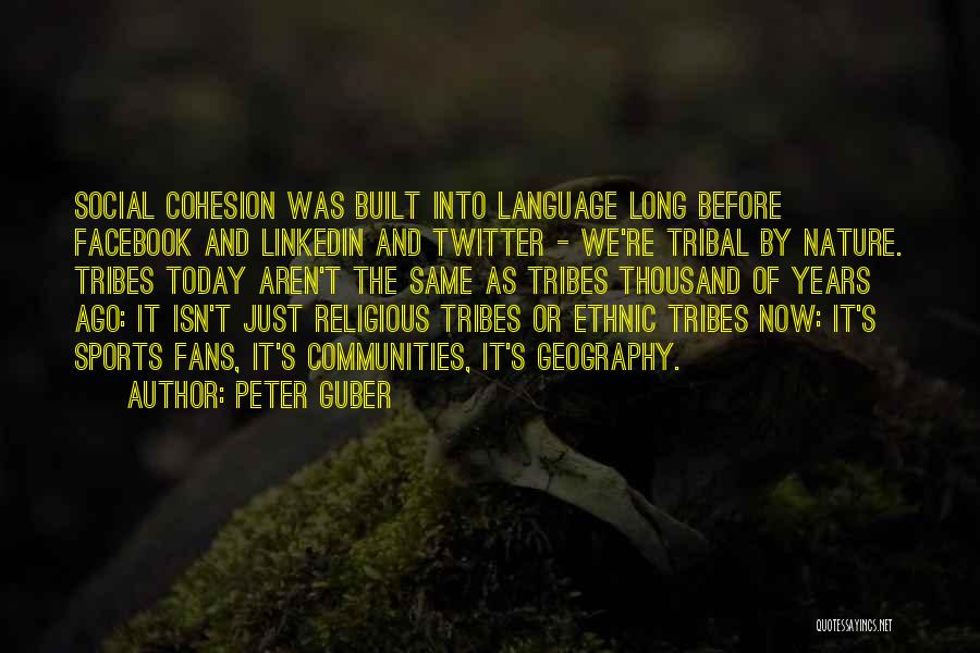 Today Facebook Quotes By Peter Guber
