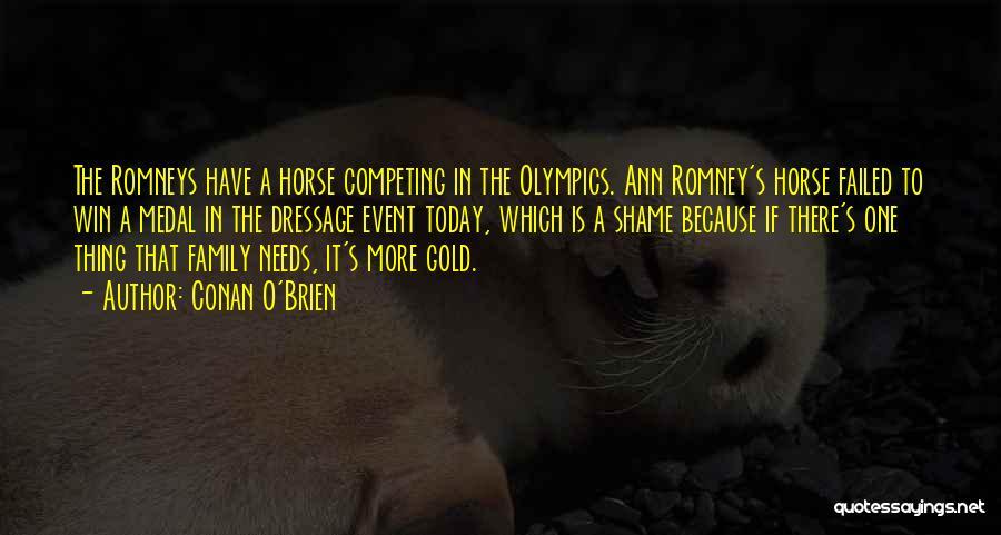 Today Funny Quotes By Conan O'Brien