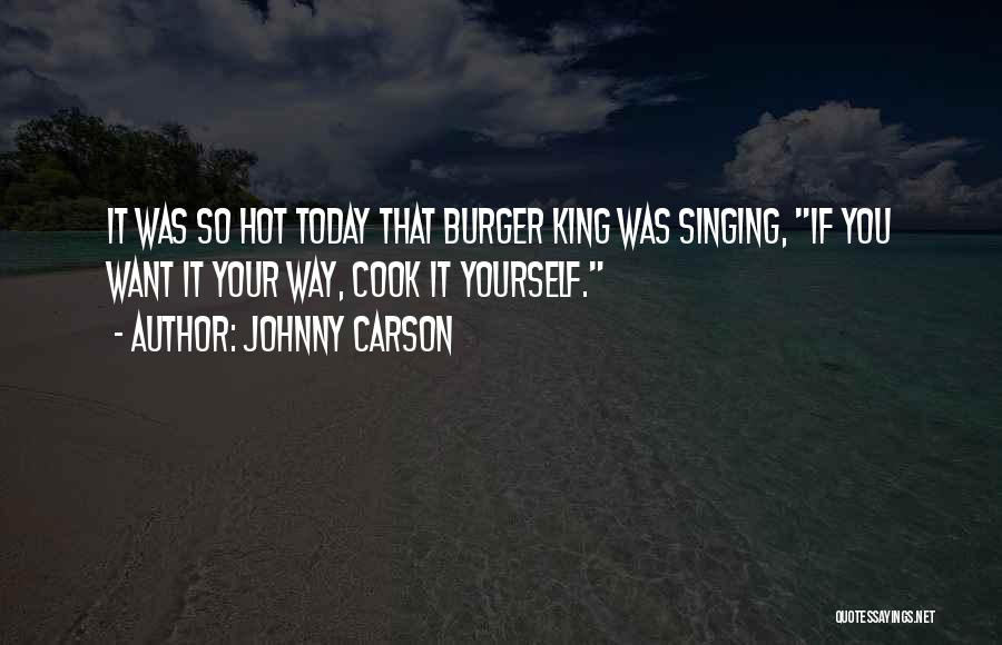 Today Funny Quotes By Johnny Carson