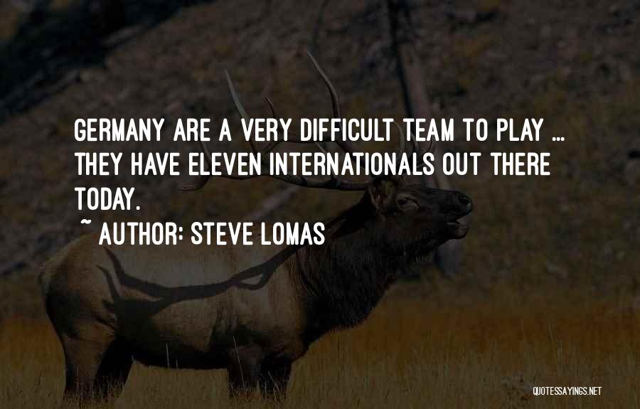 Today Funny Quotes By Steve Lomas