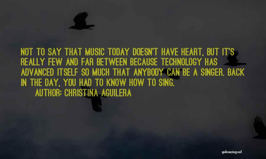 Today Is My Day Off Quotes By Christina Aguilera