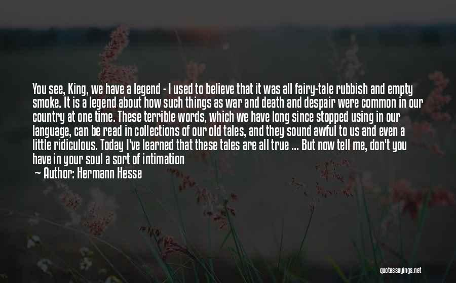 Today Was Awful Quotes By Hermann Hesse
