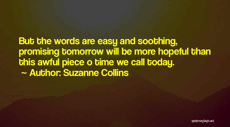 Today Was Awful Quotes By Suzanne Collins
