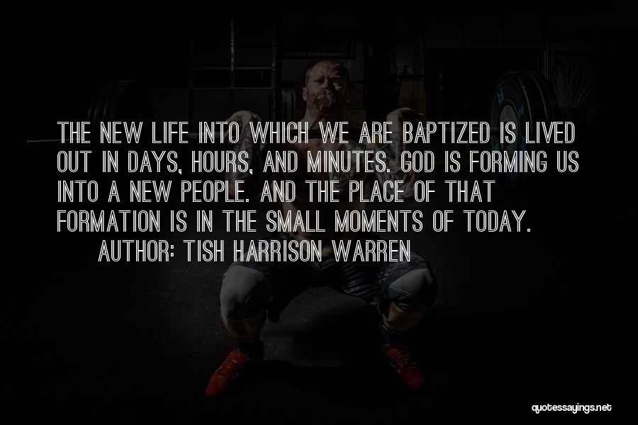 Today's One Of Those Days Quotes By Tish Harrison Warren