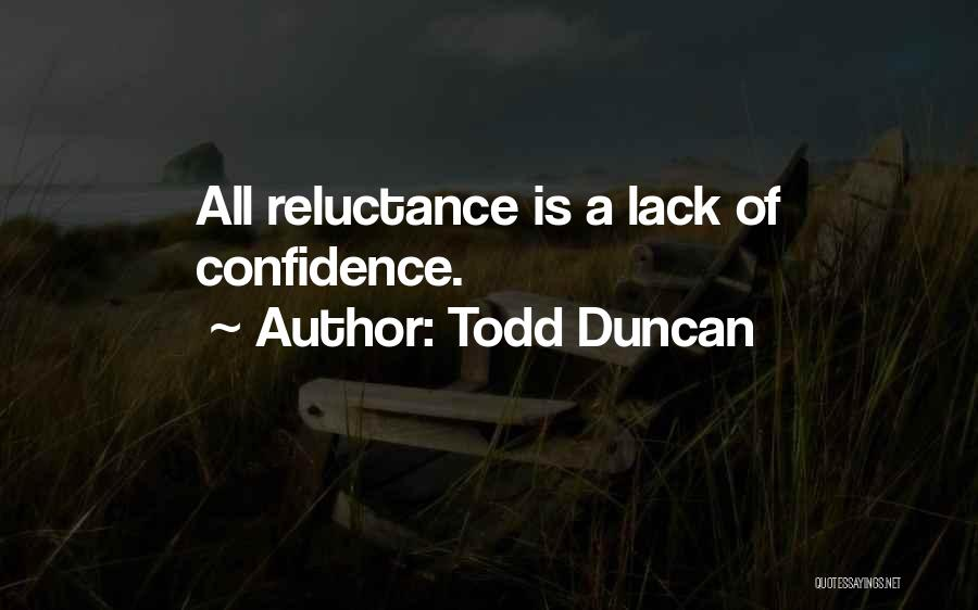 Todd Duncan Quotes 1724959