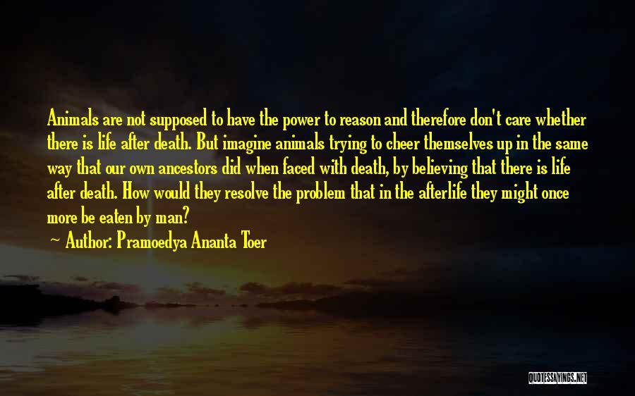 Toer Quotes By Pramoedya Ananta Toer