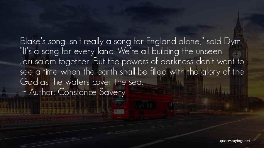 Together But Alone Quotes By Constance Savery