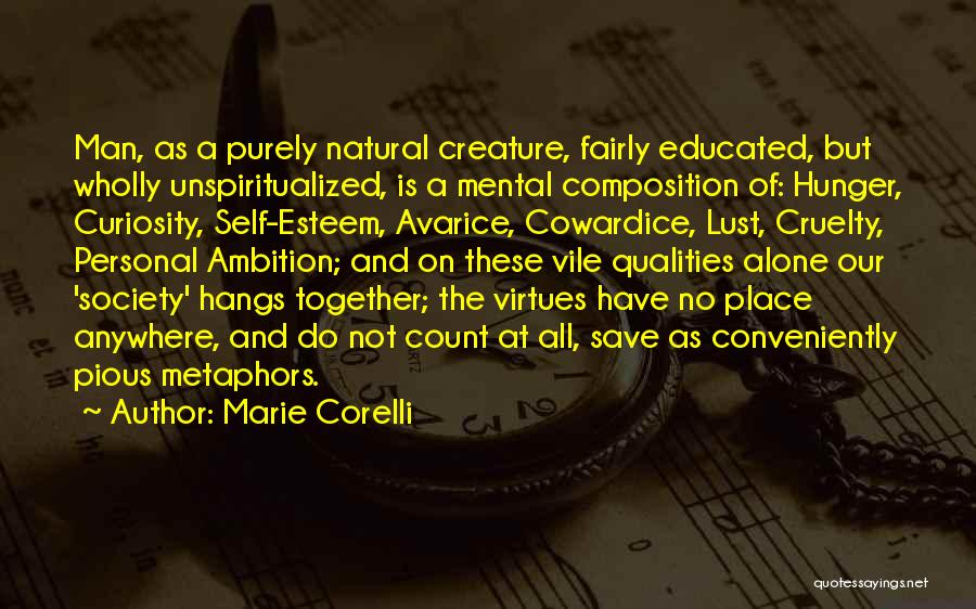 Together But Alone Quotes By Marie Corelli