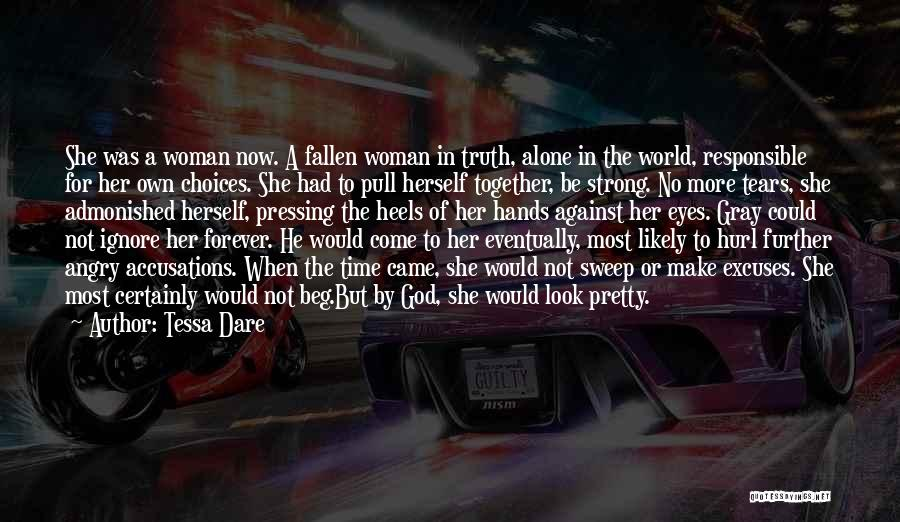 Together But Alone Quotes By Tessa Dare