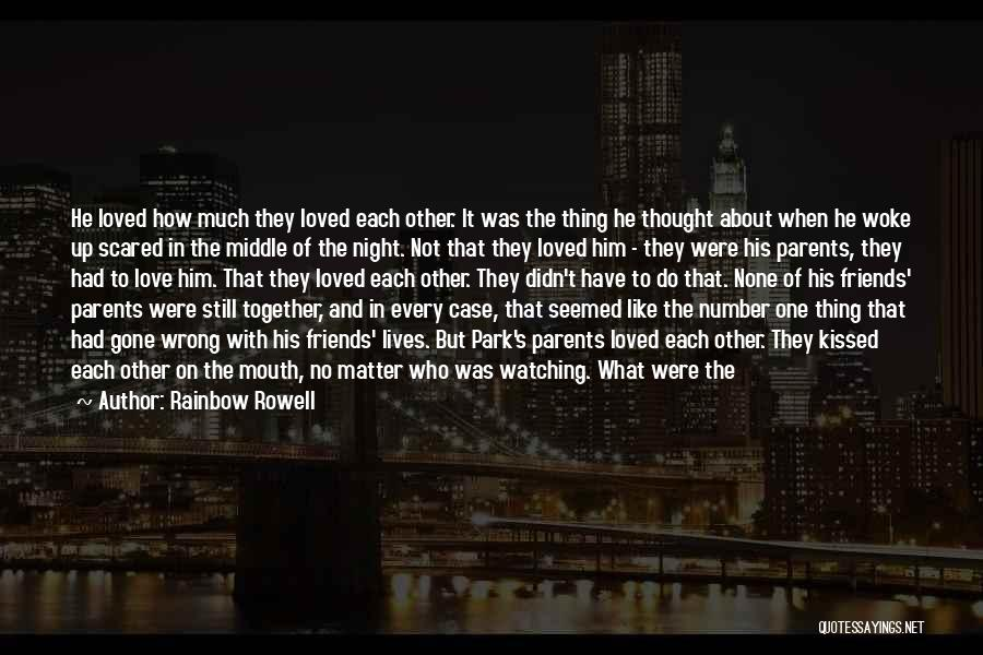 Together Forever Friends Quotes By Rainbow Rowell