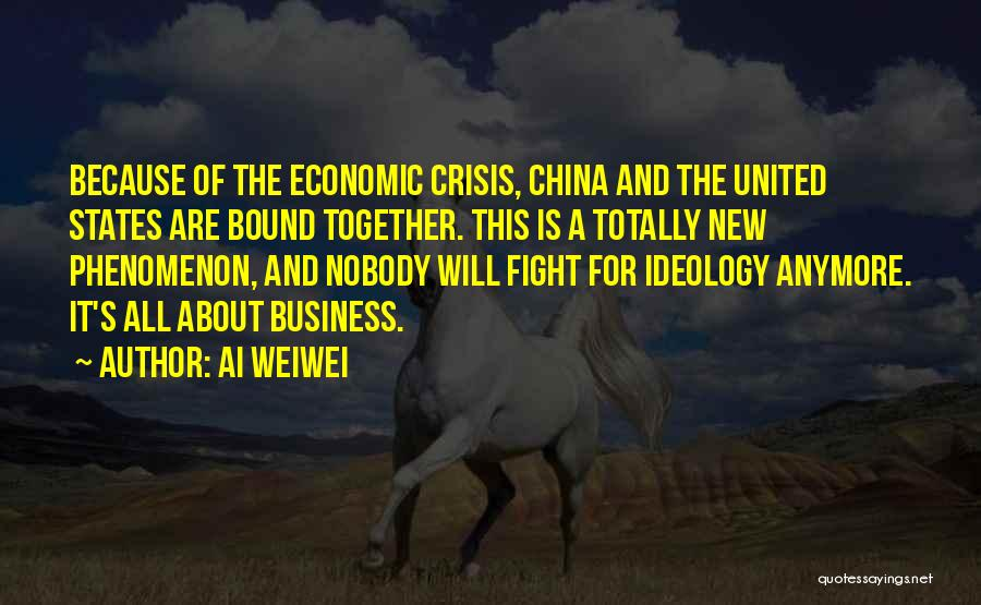 Together United Quotes By Ai Weiwei