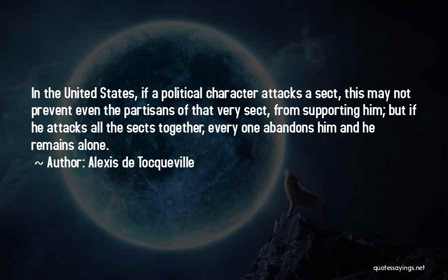 Together United Quotes By Alexis De Tocqueville