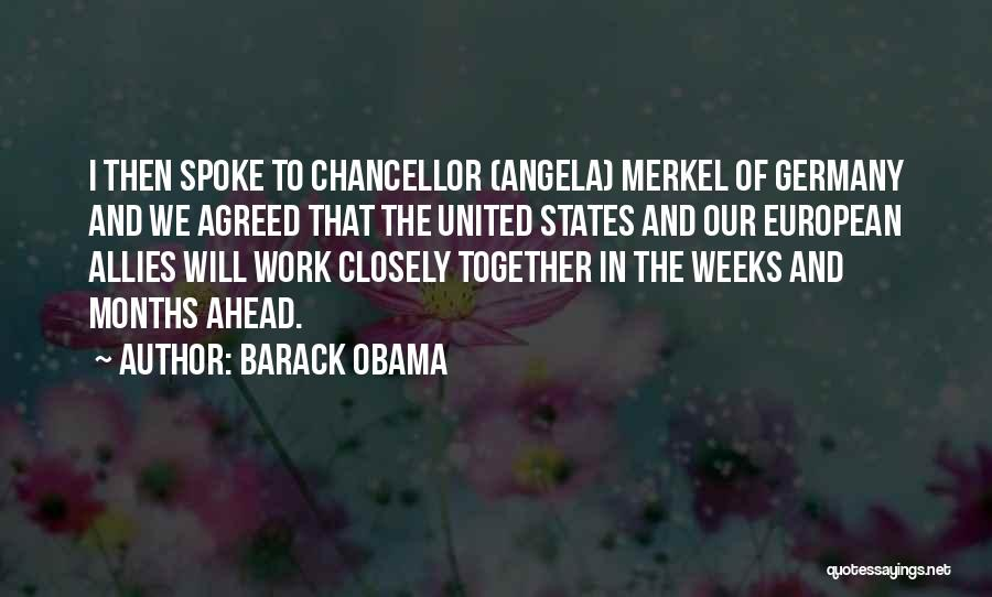 Together United Quotes By Barack Obama