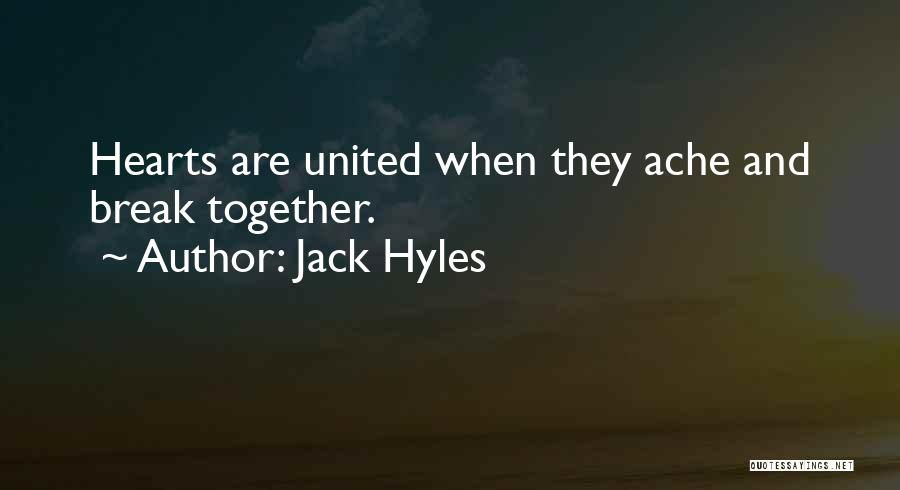 Together United Quotes By Jack Hyles