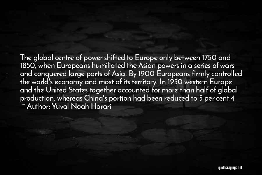 Together United Quotes By Yuval Noah Harari