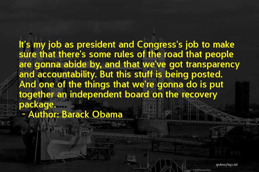 Together We Got This Quotes By Barack Obama