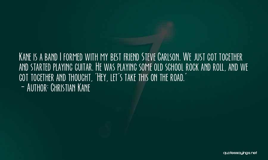 Together We Got This Quotes By Christian Kane
