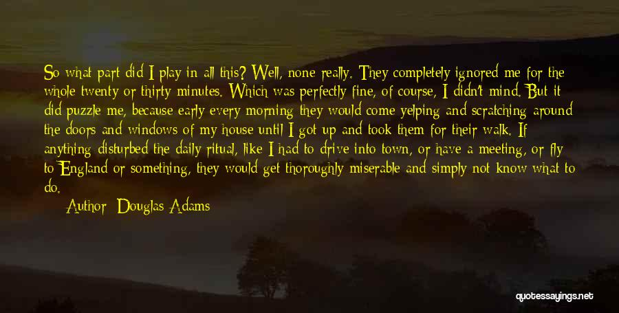 Together We Got This Quotes By Douglas Adams