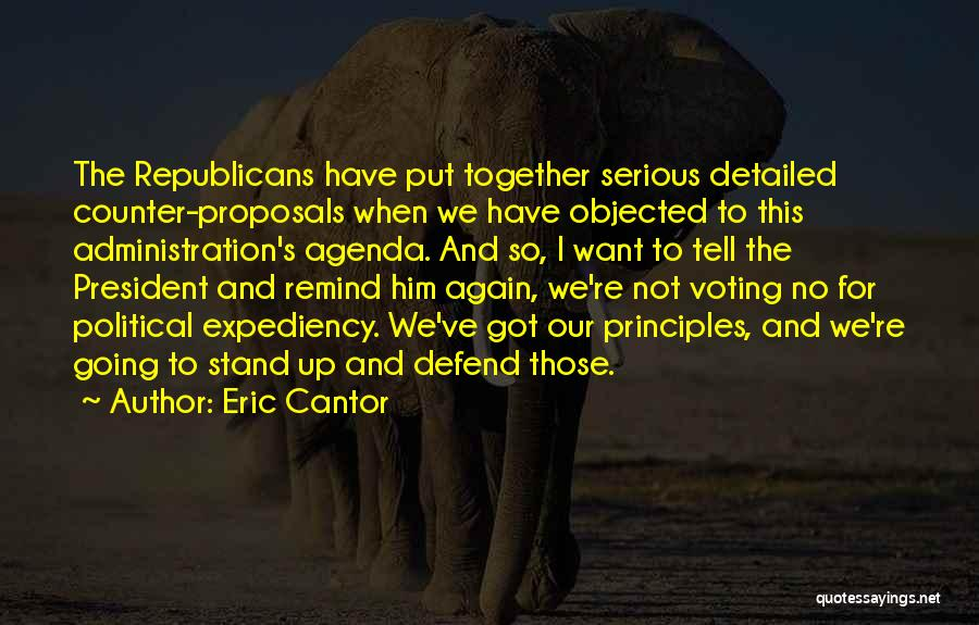 Together We Got This Quotes By Eric Cantor