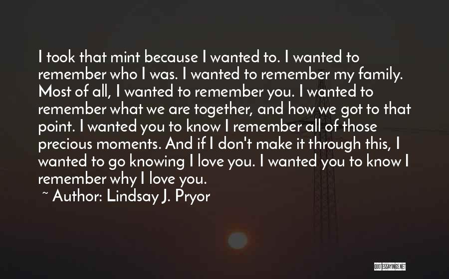 Together We Got This Quotes By Lindsay J. Pryor