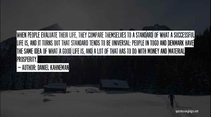 Togo Quotes By Daniel Kahneman