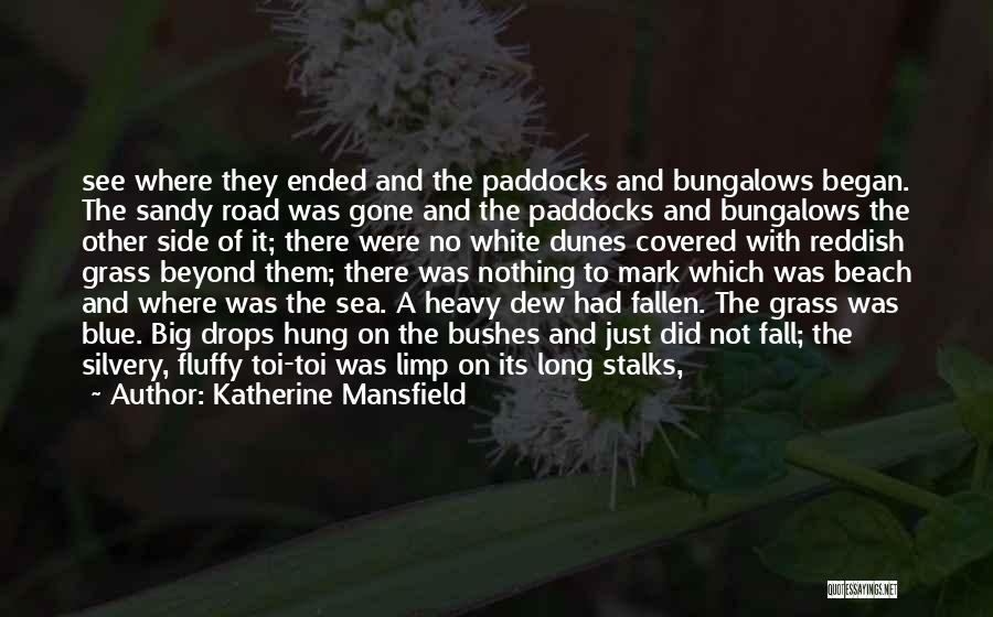 Toi Quotes By Katherine Mansfield