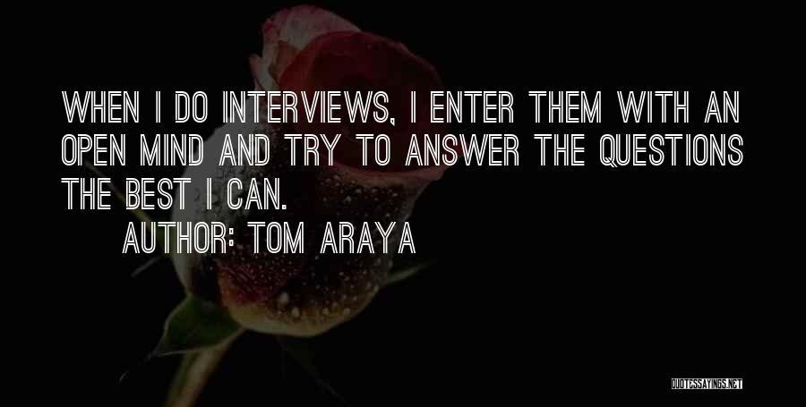 Tom Araya Quotes 1102809