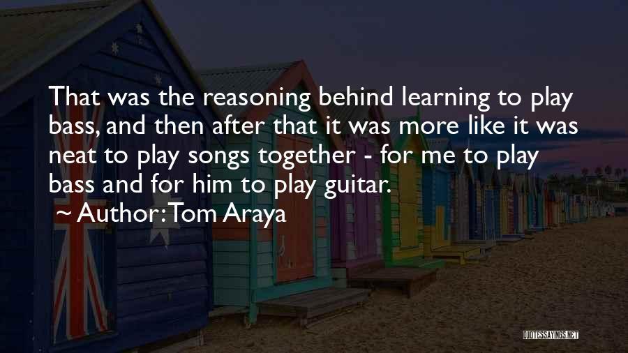 Tom Araya Quotes 132015