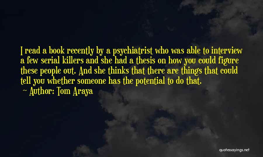 Tom Araya Quotes 183564