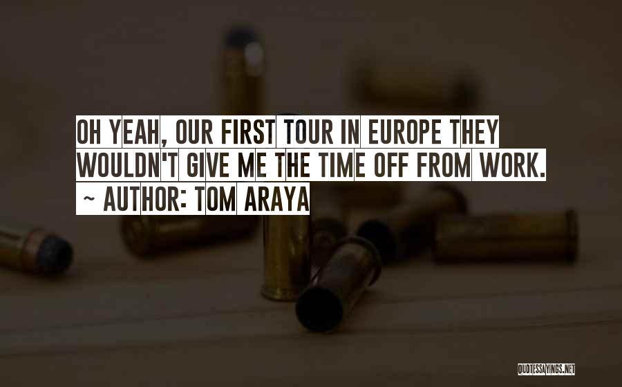 Tom Araya Quotes 315451
