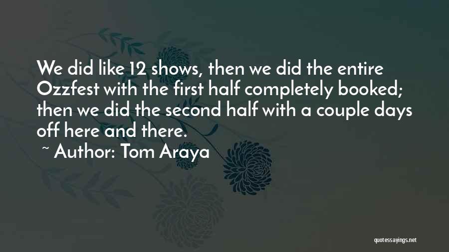 Tom Araya Quotes 407055