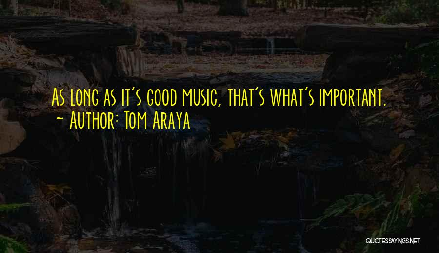 Tom Araya Quotes 490186