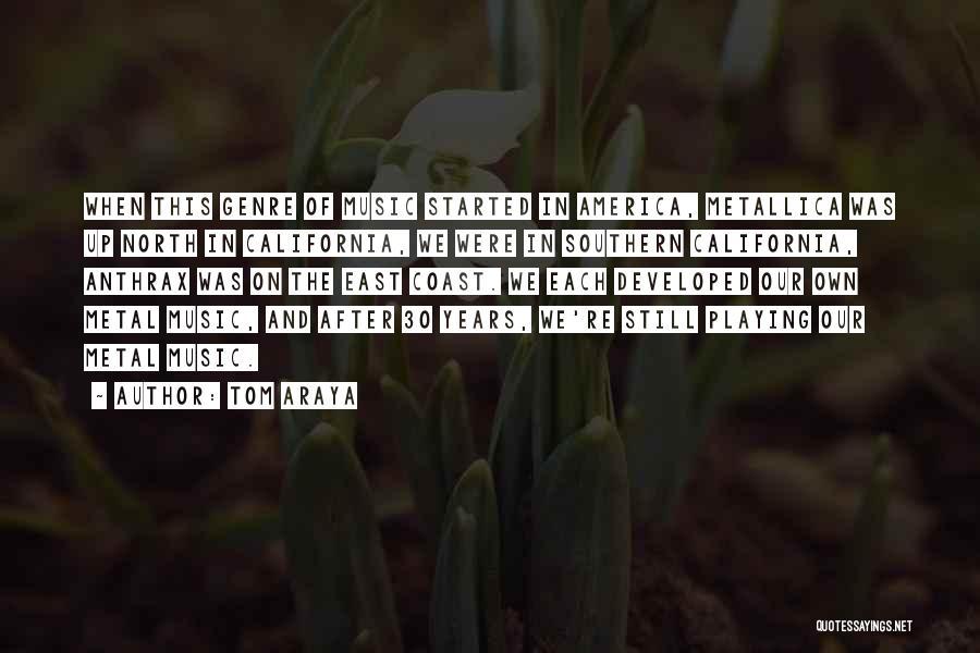 Tom Araya Quotes 837455