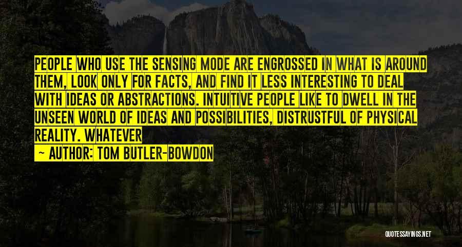 Tom Butler-Bowdon Quotes 1790819