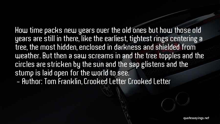 Tom Franklin, Crooked Letter Crooked Letter Quotes 1247218