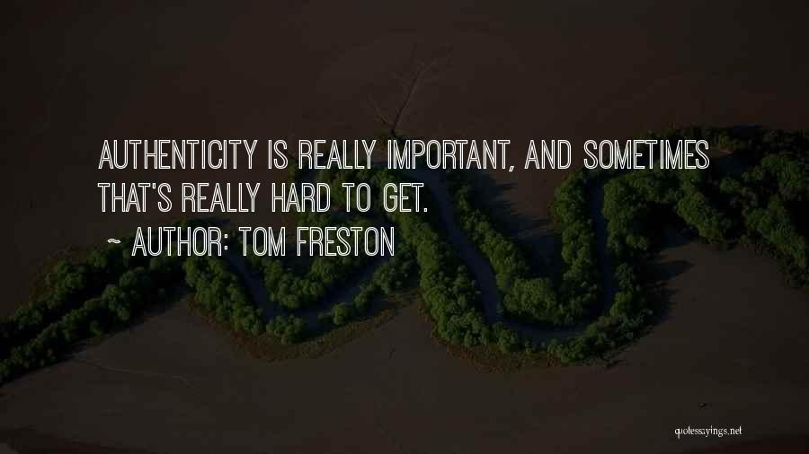 Tom Freston Quotes 81313