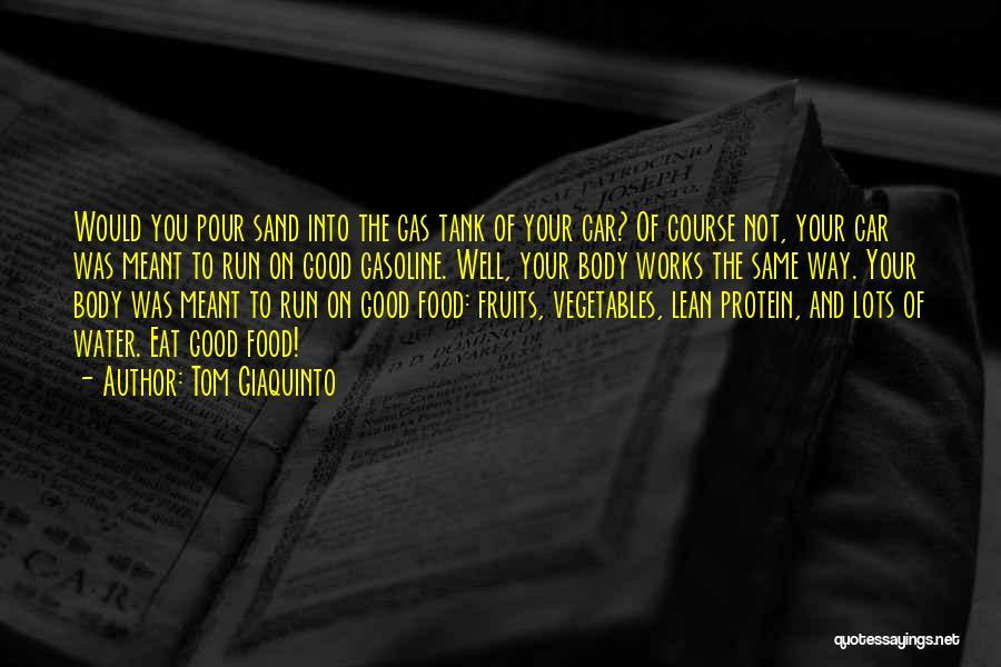 Tom Giaquinto Quotes 249821