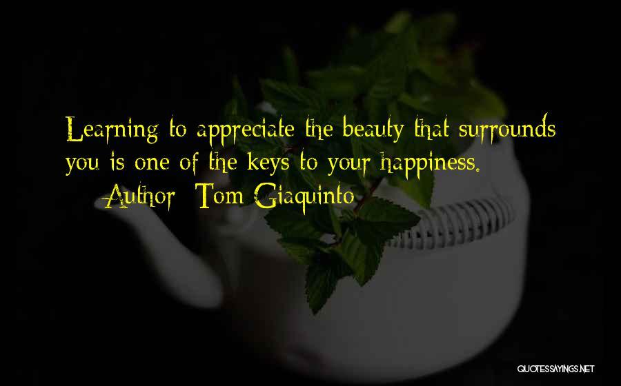Tom Giaquinto Quotes 576003