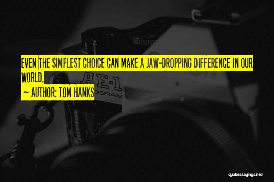 Tom Hanks Quotes 1748235