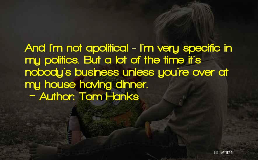Tom Hanks Quotes 2242573